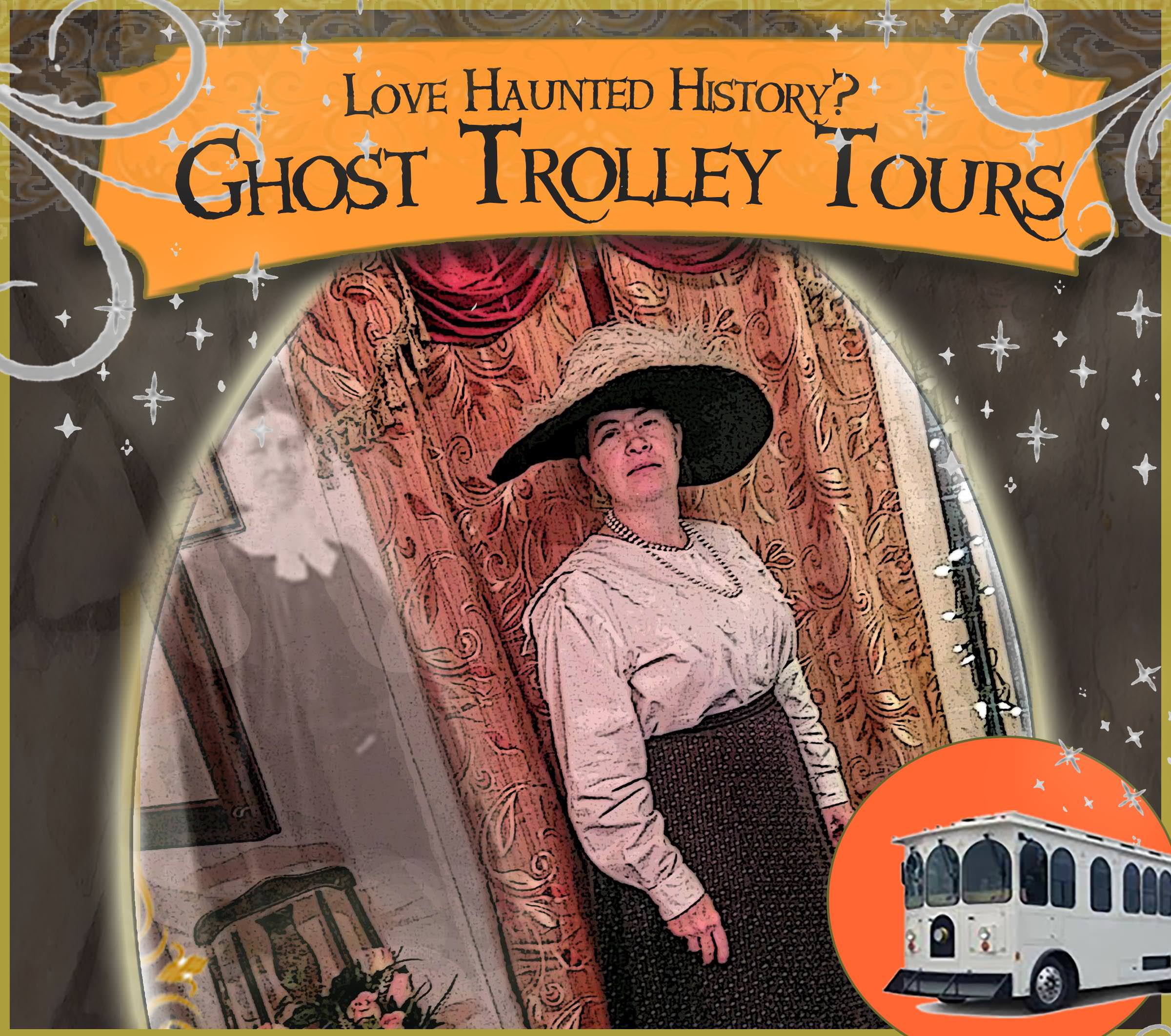 Ghost Trolley Tours