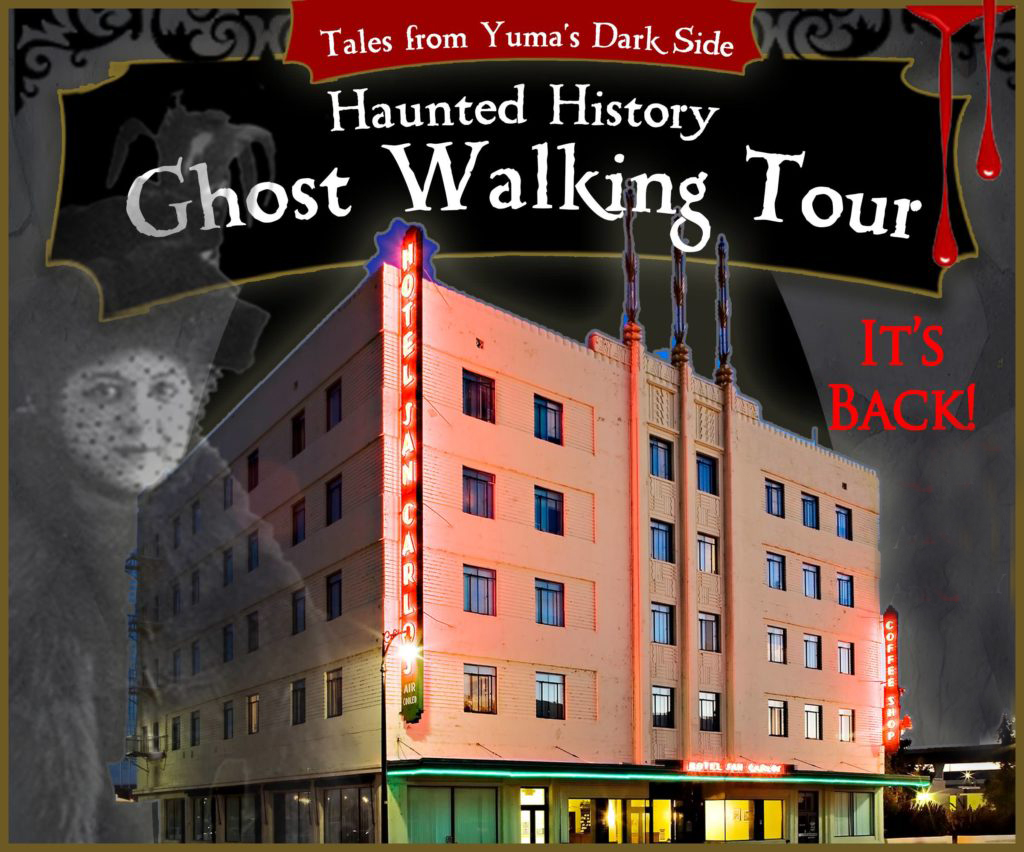 Historic Yuma Ghost Walking Tours