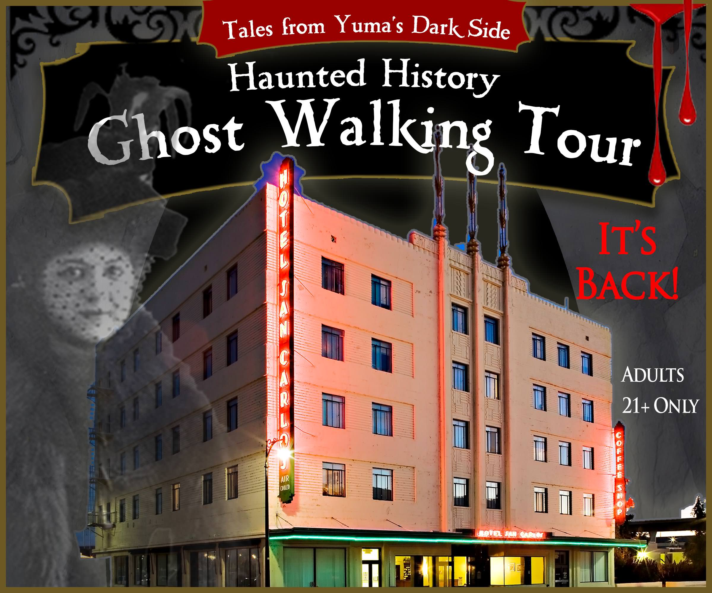 Ghost Walking Tours