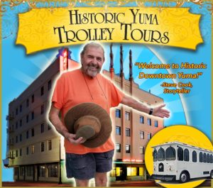Historic Yuma Trolley Tours