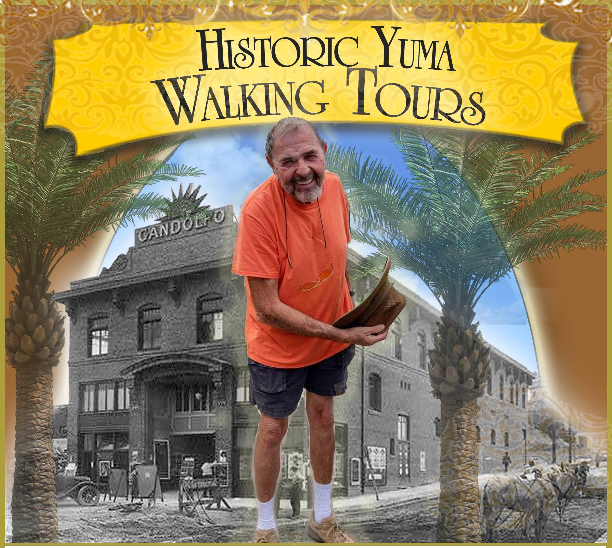 Historic Yuma Walking Tours
