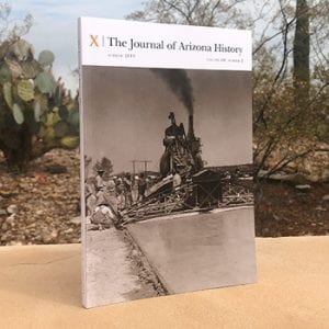FREE Online Access to The Journal of Arizona History via Project MUSE