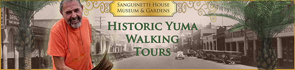 Historic Yuma Walking Tour