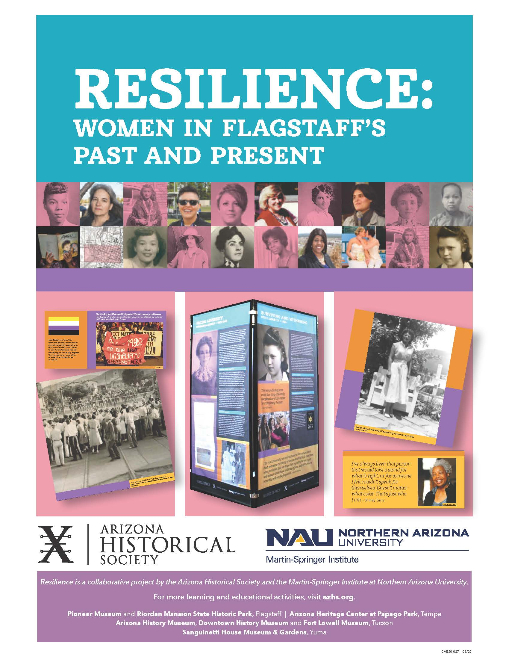 Resilience: Women in Flagstaff's Past and Present Curriculum Guide