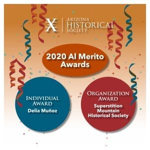 2020 Al Merito Awards Graphic