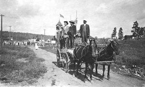 1895 4th of July Parade