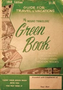 Green Book Cover