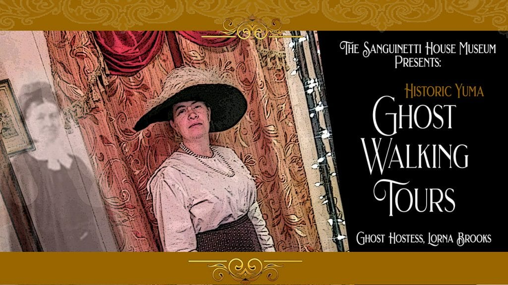 Ghost Walking Tours Graphic