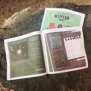 "Free Smithsonian ""Winter at Home"" Activity Guides for Kids and Families"