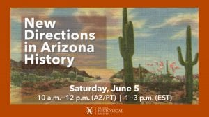 New Directions in Arizona History