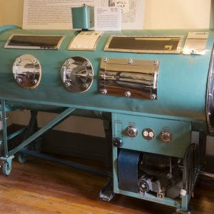 The Iron Lung … Treating Pandemics of the Past